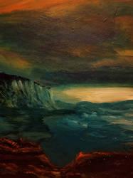 Old Sea by ABeardedArtist