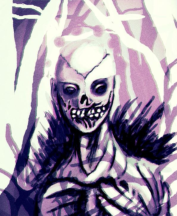 Zombie by arnet