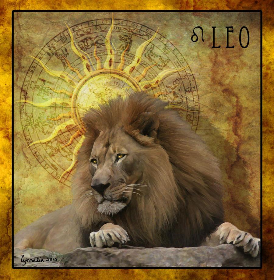 Zodiac: Leo By Cynnalia On DeviantArt
