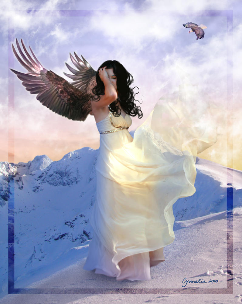 Fae Elementals: Air by Cynnalia