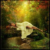 Sunlit Fantasy by Cynnalia