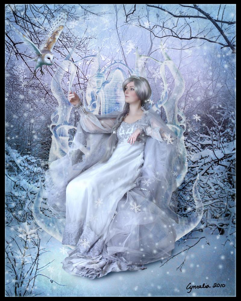 Winter Majesty by Cynnalia