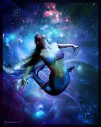 Celestial Splash by Cynnalia
