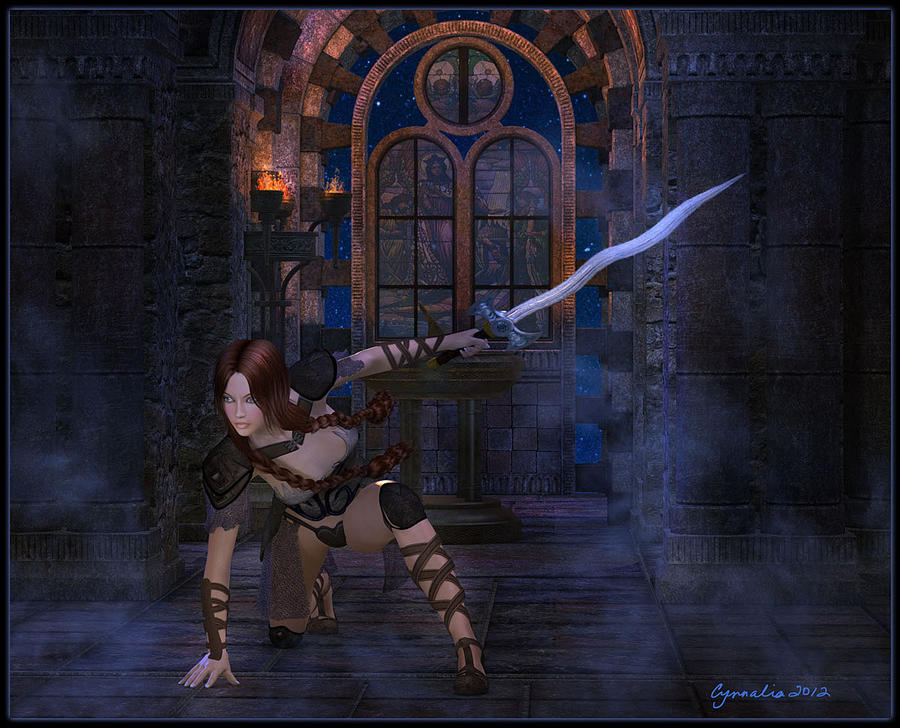 sorcery sword and
