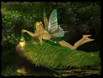 Fairylight by Cynnalia
