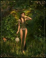 Keeper of the Light by Cynnalia