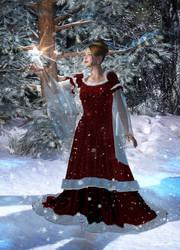 Solstice Star by Cynnalia