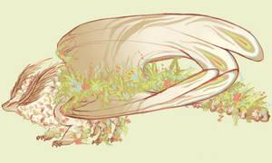 Custom adopt: garden moth dragon