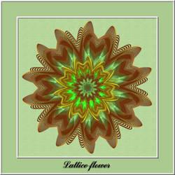 lattice-flower