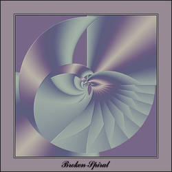Broken-spiral