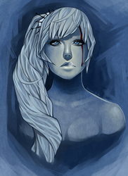 Weiss weiss, baby by candy-b0x