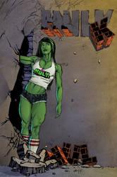 She Hulk 2017 Web