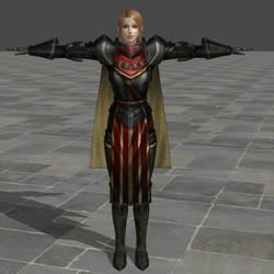 Philippa from Bladestorm