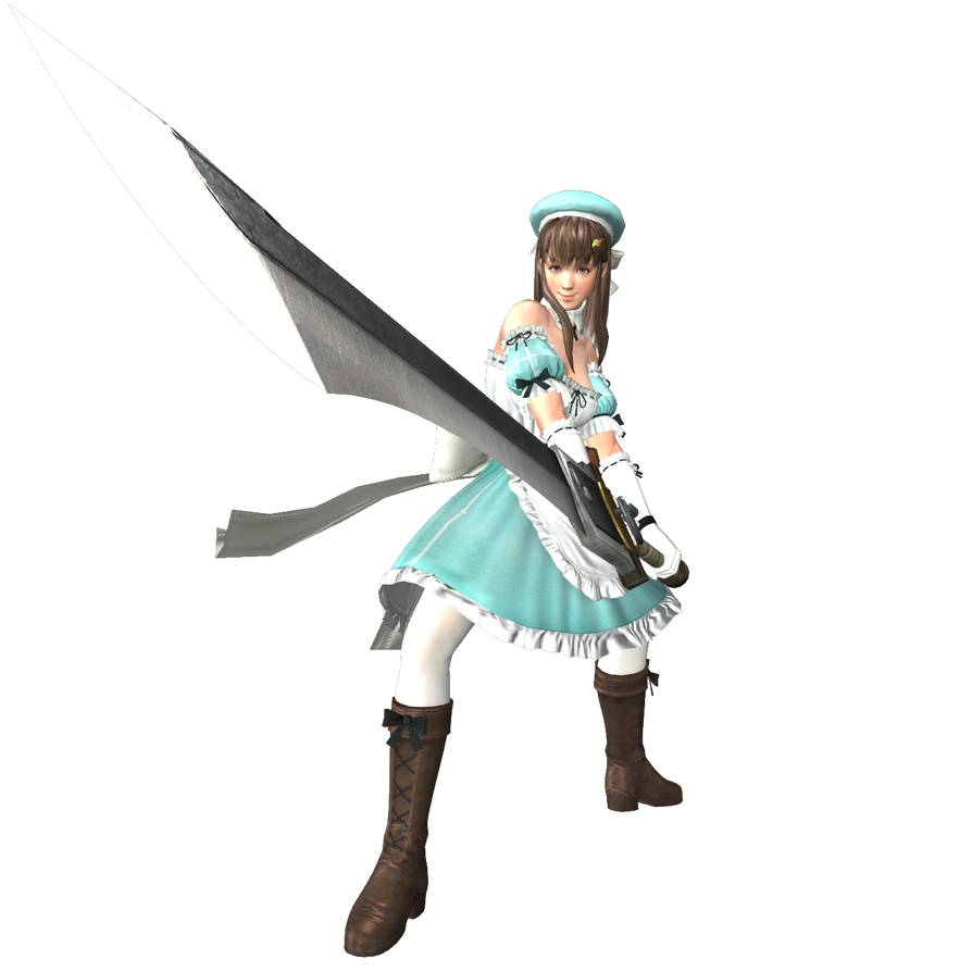 Hitomi Yomi(Senran Kagura) Costume XPS by wadamen on DeviantArt
