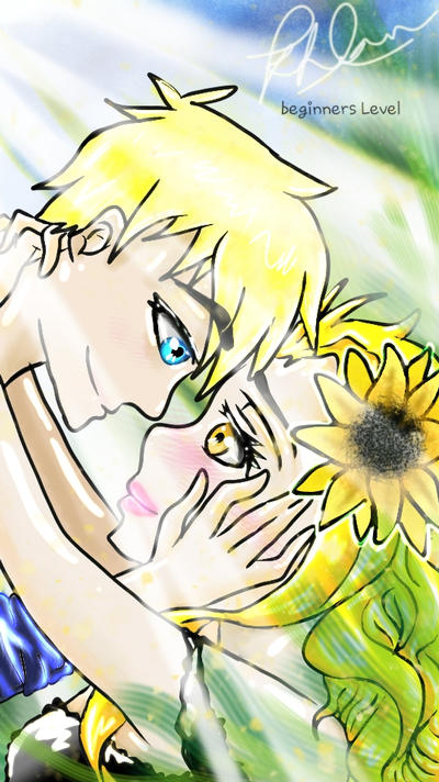He's my Sun by AniXxAnics