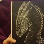 Reptilian sketch