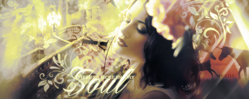 Soul Signature by lucemare