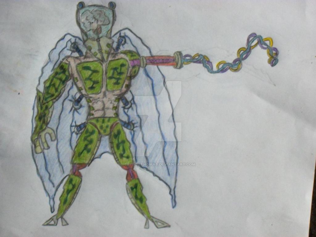 Cyborg concept by Treforthomas