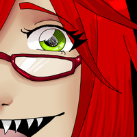 Grell - Free Avatar :2: by Sev-Chan