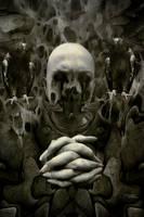 The dark priest by AlejandroDMarco