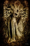 Fallen angel waiting