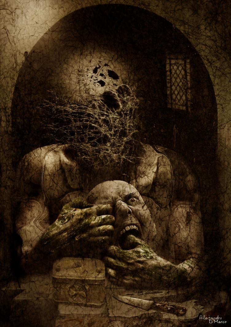 The Flesh Mask by 09alex