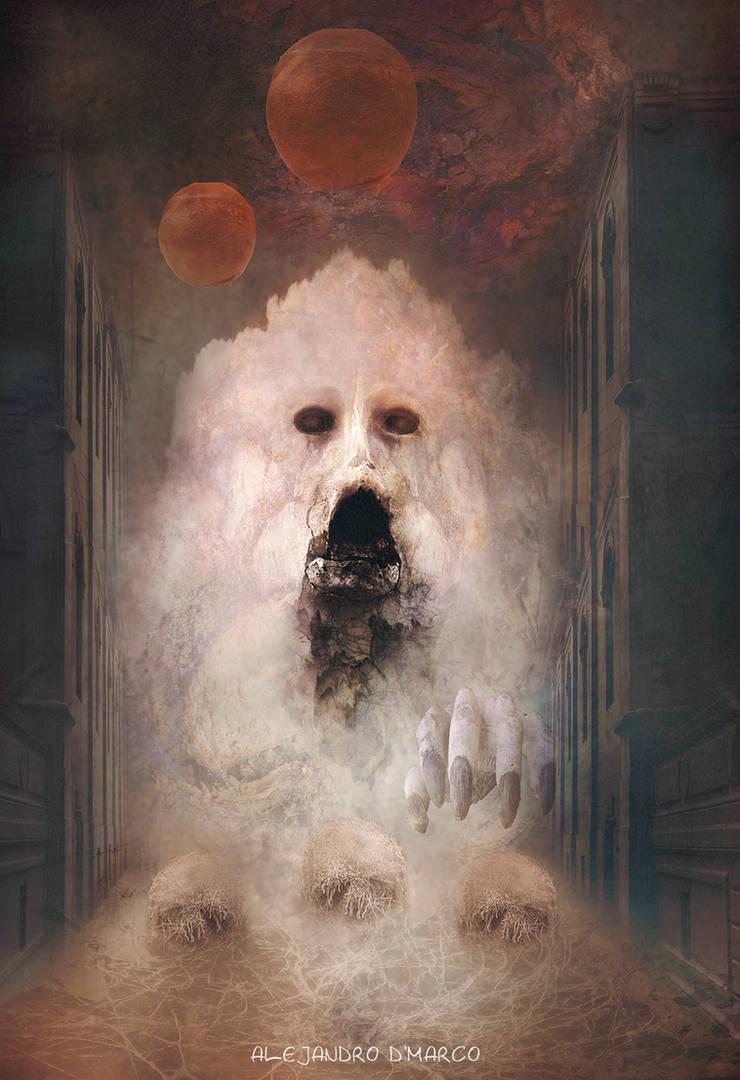 Black Nightmare by AlejandroDMarco
