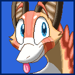 pixelportrait. of .S N U F F E N. by faster-by-choice