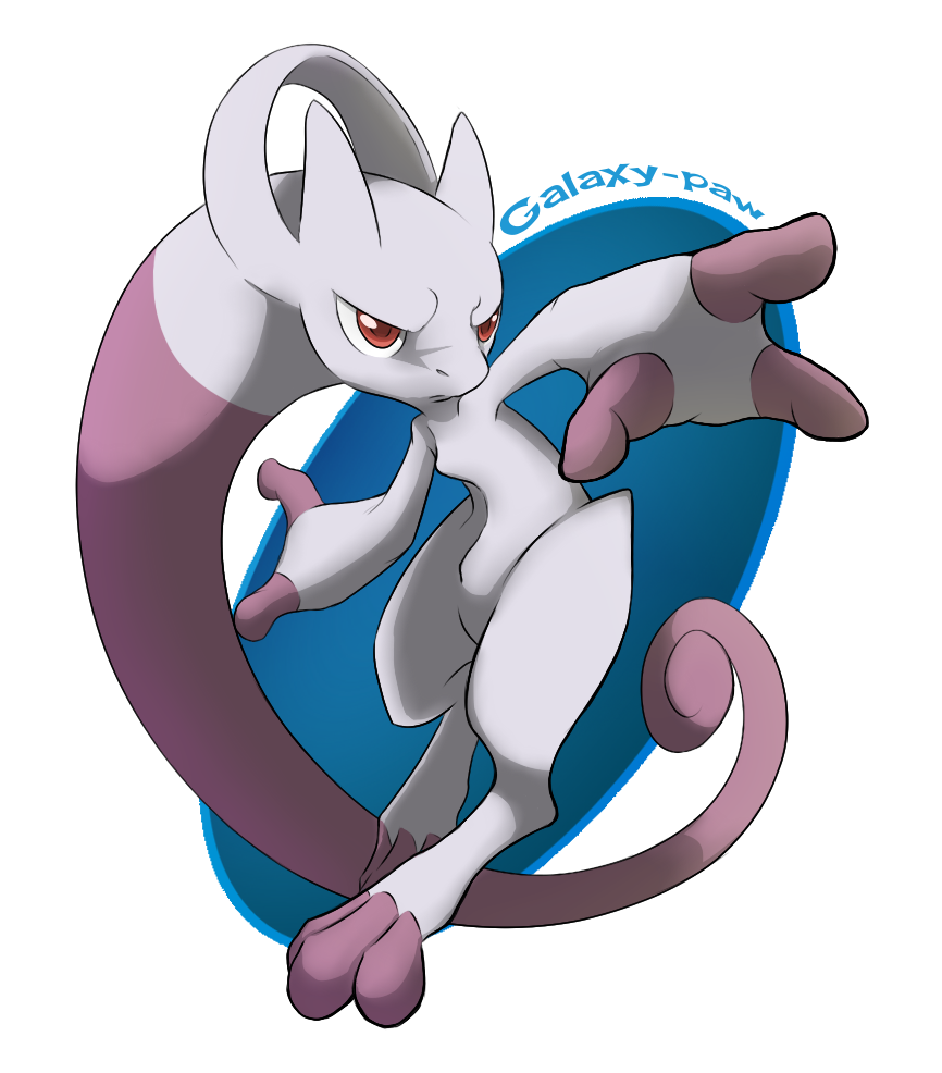 Mega mewtwo y by dynamo deepblue on deviantart - Mewtwo y mega evolution ...