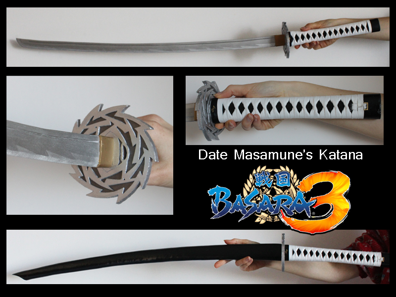 Date Masamune's claw by sioAoi on DeviantArt