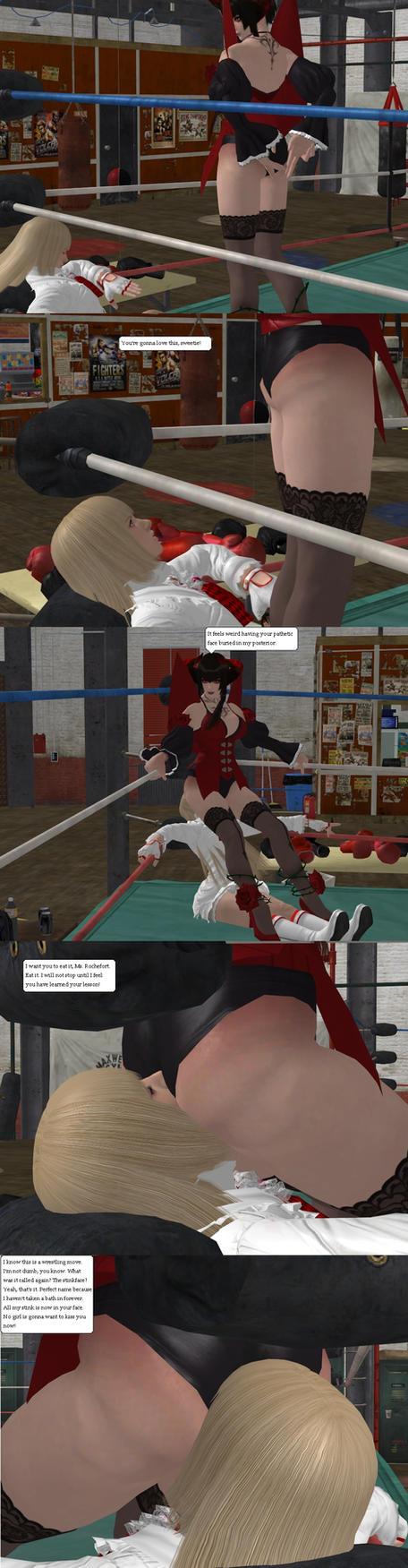 Eliza's Revenge 2 by DynasticJeff