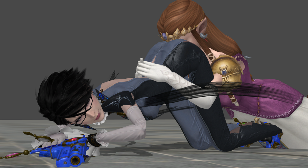 Welcome to Smash Bros., Bayonetta. (1) by DynasticJeff