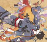 Watanuki's Butterfly -Final-