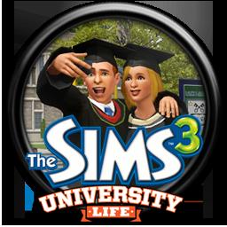 Icon The Sims 3 University Life By Alexielios On Deviantart