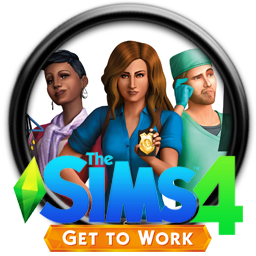 Icon The Sims 4 Get To Work By Alexielios On Deviantart