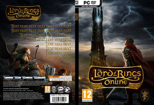 Cover PC The Lord of the Rings Online