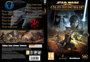 Cover PC Star Wars - The Old Republic