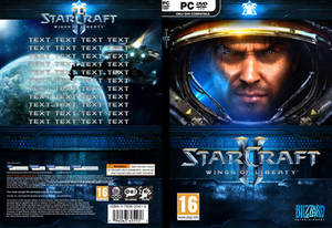 Cover PC Starcraft II - Wings of Liberty