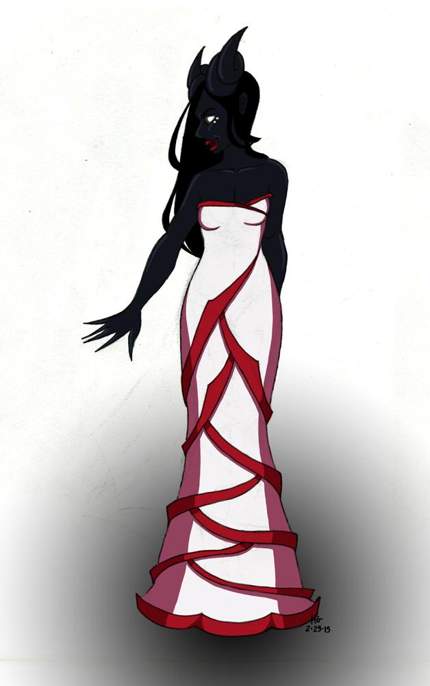 Osiria Rose by Cartoon-Trash