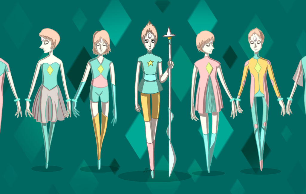 Some Lost, Defective Pearl