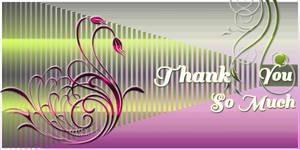 Swan Thank u by chandrapatel