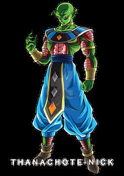 Piccolo (God Of Destruction) [COLOR]