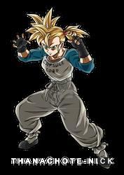 OC : Yukko Super Saiyan [COLOR]