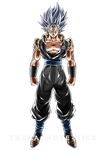 Gogetto UI (Super) - DBXV2 [COLOR-3]