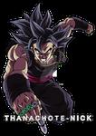 Goku Black UI (Omen) - DBXV2 [COLOR-4]