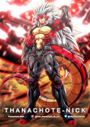 OC : Ryu Senshi Dragon Cowl [FX and BG]