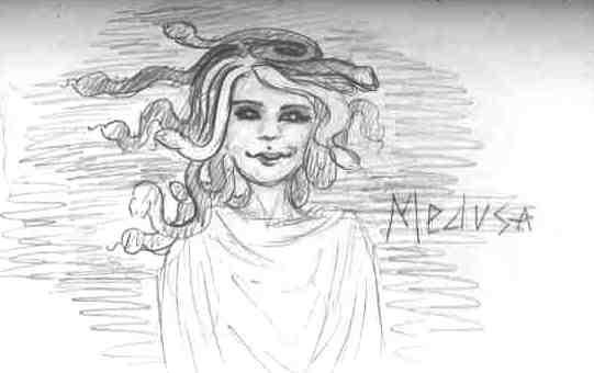 Medusa by RaindropsInSpring
