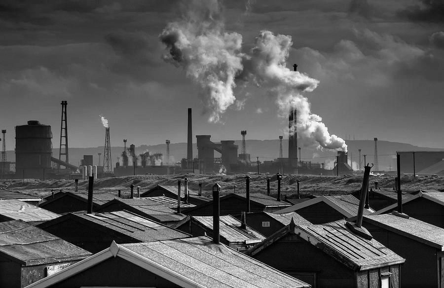 industrial nightmare by albatrossk12 on deviantart