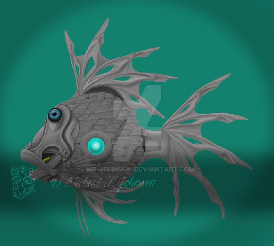 MetalFish Beast Mode Engaged by mr-johnson