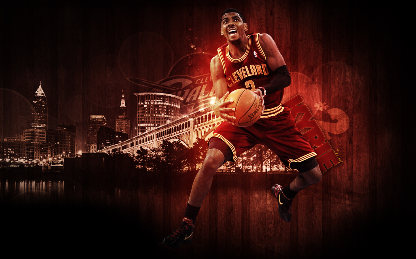 Kyrie Irving by DraftPick
